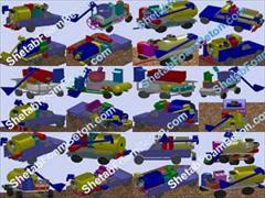 دستگاه فوم بتن تکفاز و سه فاز | ماشین آلات صنعتی در اصفهانطراحی و ساخت انواع دستگاه های تولید فوم بتن